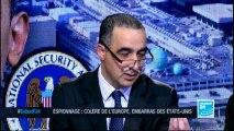 LE DÉBAT - Espionnage : colère de l'Europe, embarras des États-Unis (partie 1)