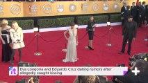 Eva Longoria And Eduardo Cruz Dating Rumors After Allegedly Caught Kissing