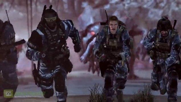 "Call of Duty: Ghosts   ""Extinction"" Reveal Trailer [EN]"