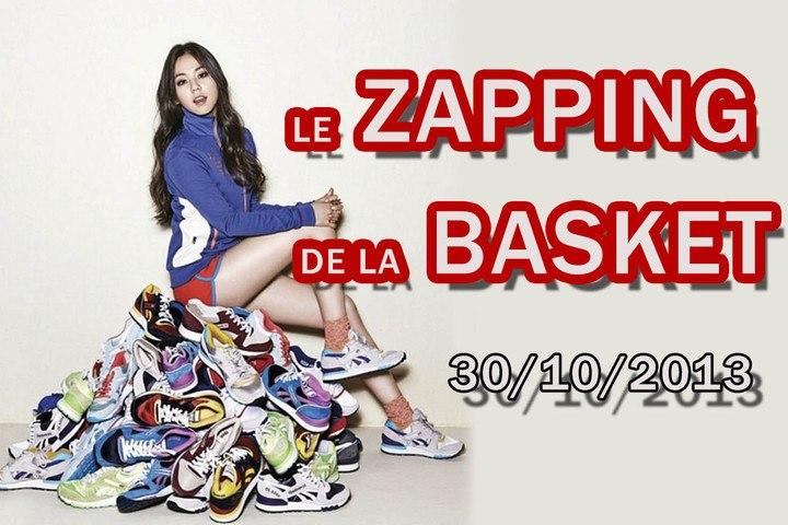 Le Zapping de la Basket du 30 Octobre 2013