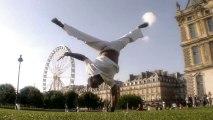 Capoeira Paris - Sport Extreme - Acrobaties de Capoeira Jogaki