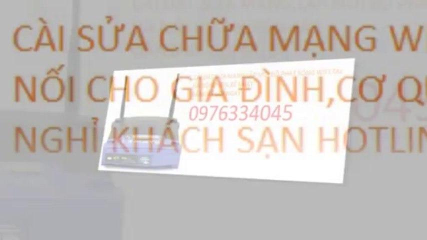 LẮP ĐĂT,SỬA CHỮA WIFI TẠI NHÀ,TỪ LIÊM,0976334045,GIÁ RẺ | Godialy.com
