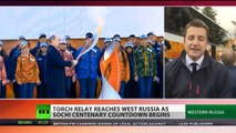 Countdown Commences: 100 days to Sochi Olympic opening ceremony
