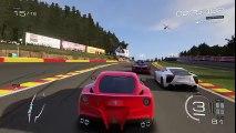 Forza Motorsport 5 - Gameplay - Spa-Francorchamps - Ferrari F12 berlinetta