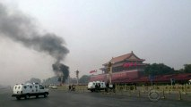 China tight-lipped on deadly Tiananmen Square crash