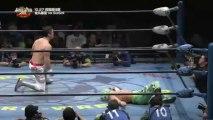 Yoshinobu Kanemaru © vs. SUSHI (AJPW)