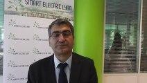 Christian Missirian, Directeur EDF Commerce Rhône-Alpes, présente l'expérimentation Smart Community Lyon