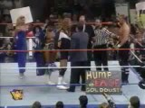 Wildman Marc Mero vs Hunter Hearst Helmsley-WWF Intercontinental Title