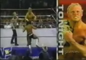 Hunter Hearst Helmsley vs Wildman Marc Mero-WWF Intercontinental Title