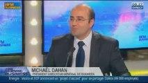 """""""Démocratiser la lecture numérique"""", Michaël Dahan, dans GMB – 29/10"""