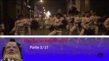Carnaval de Bailleul 2012, partie 3/17 - Parade nocturne et sortie du géant Gargantua