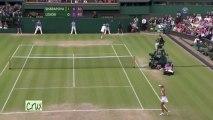 Wimbledon 2011 SemiFinal Highlight Maria Sharapova vs Sabine Lisicki  (HD 720p)