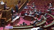 Retraites : examen du texte au Sénat