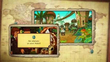 Professor Layton e l'eredità degli Aslant - Official Trailer - da Nintendo