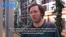"""""""Face aux affaires comme Prism l'Union européenne a la responsabilité de protéger les données personnelles de ses citoyens"""""""