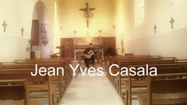 "ISAAC ALBENIZ ""Asturias Leyenda"" /J-Y CASALA"
