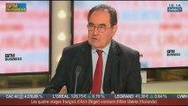 Jean-Pierre Crouzet, président de l'Union Professionnelle Artisanale (UPA), dans Le Grand Journal - 29/10 1/4