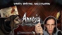 Amnesia a machine for pigs  : Redif du live - spéciale Halloween