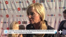 Camille Grammer Claims Boyfriend Battered And Bruised Her -- Wins Restraining Order