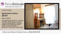 Appartement 2 Chambres à louer - Batignolles, Paris - Ref. 3728