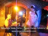 Bekarlığa Veda Partisi ( Bayan Dansçı Gösterisi )