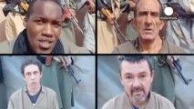 Sahel: les quatre otages français d'Aqmi libérés
