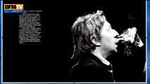 """Coup de cœur: """"Gainsbarre"""", un livre photo sur la face la plus sombre de Serge Gainsbourg - 30/10"""