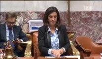 La réponse du ministre délégué aux Affaires européennes, Thierry Repentin à ma question sur la Taxe sur les transactions financières