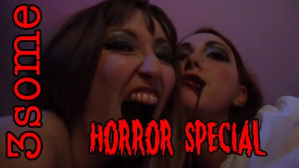 """3some Horror Special """"The Nightmare"""""""