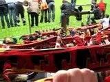 Lens - Nantes fin de match la Lensoise