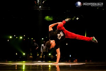 the world street dance