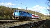 Lokomotiva 749 018-8 - Brandýs nad Orlicí, 30.10.2013 HD