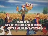 Tintin Huile Fruit d'or Tournesol - 1985