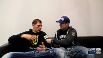 Interview post fight de Luke Barnatt [UFC Fight Night Manchester]