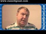 Russell Grant Video Horoscope Cancer October Thursday 31st 2013 www.russellgrant.com