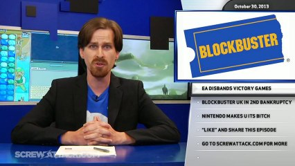 Hard News 10/30/13 - Command & Conquer, Blockbuster UK, and Wii Sports Club - Hard News