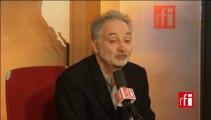 Jacques Attali, économiste, écrivain, président de PlaNet finance