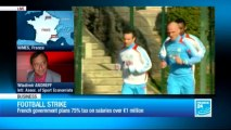BUSINESS DAILY - French football bosses to meet Hollande over 75% 'super-tax'