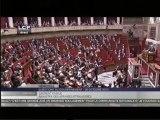 Laurent Fabius à l'Assemblée Nationale le 30/10/2013