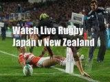 Watch Online Rugby Japan vs All Blacks