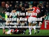 Live Bing Rugby Japan vs All Blacks