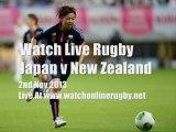Japan vs All Blacks Rugby