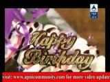 Happy Birth Day Arjun Bijlani-Jo Biwi Se Karte Hain Pyar-31 Oct 2013
