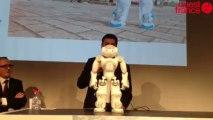 Le robot Nao aux Utopiales - Le robot Nao aux Utopiales