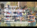 Watch The Live Rugby Rovigo vs Mogliano