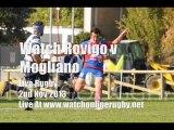 Watch Rovigo vs Mogliano Live Rugby