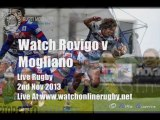 Live Streaming Rovigo vs Mogliano Rugby