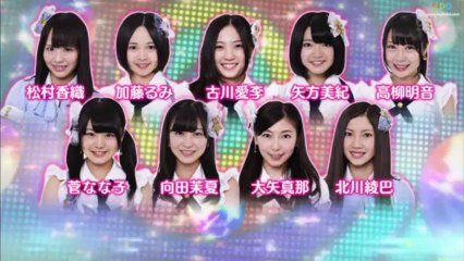 [AIDOL] 131018 SKE48 no Ebi-Friday Night ep03