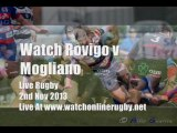 Watch Rovigo vs Mogliano Online Rugby