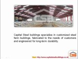 Important About steel Buildings| Capital Steel Buildings